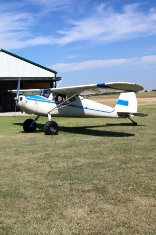 Cessna 140 Bush Plane